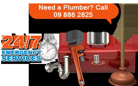 24 7 emergency plumbing